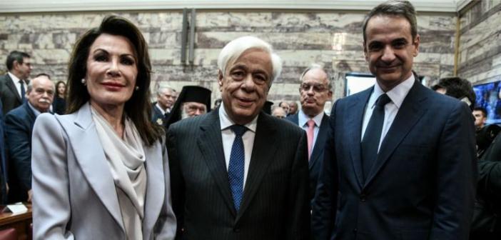 Παρουσιάστηκε η επιτροπή «Ελλάδα 2021» στη Βουλή -Τι είπαν Μητσοτάκης-Γιάννα, 31 προσωπικότητες συμμετέχουν (ΦΩΤΟ)