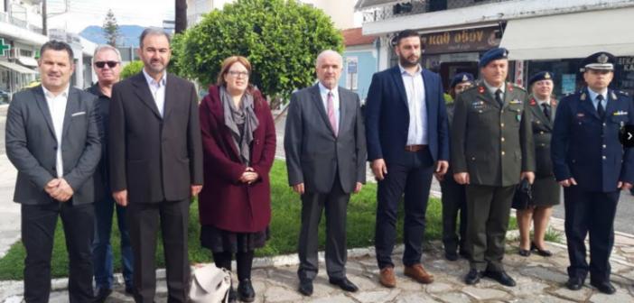 Μεσολόγγι: Εκδηλώσεις τιμής στην Εθνική Αντίσταση