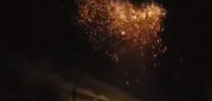 Κινητοποίηση του Ε.Π.Σ Παραβόλας και της Π.Υ. Αγρινίου για φωτιά σε καμινάδα τζακιού στην Δογρή