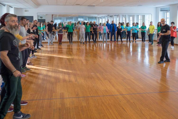 12ο σεμινάριο παραδοσιακών χορών λαογραφικού ομίλου ΓΕΑ (ΦΩΤΟ)