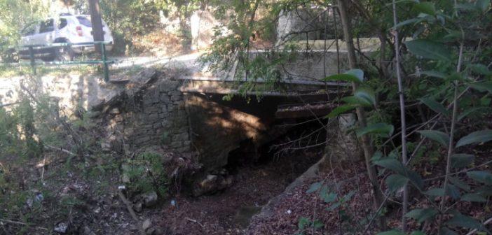 Περιφέρεια Δυτικής Ελλάδας: Μετά την Αβόρανη σειρά παίρνει το γεφύρι στα «Δύο Ρέματα» (ΔΕΙΤΕ ΦΩΤΟ)