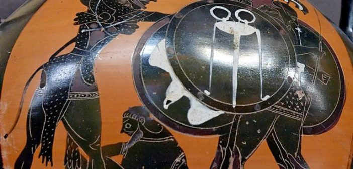 """Καιρός: Ποιος ήταν ο Γηρυόνης που """"βάφτισε"""" την κακοκαιρία"""
