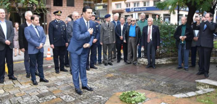Το Αγρίνιο τίμησε τα Εισόδια της Θεοτόκου και την Ημέρα των Ενόπλων Δυνάμεων (ΦΩΤΟ)