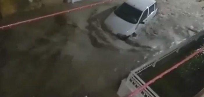 """""""Γηρυόνης"""": Τραγωδία στην Ρόδο! Nεκρή 75χρονη κατάκοιτη στο πλημμυρισμένο σπίτι της (VIDEO)"""