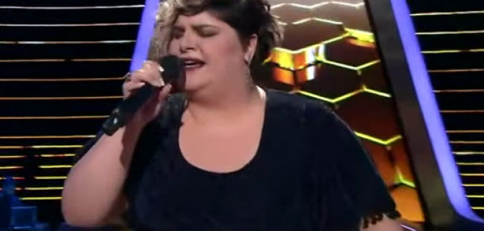 The Voice: Η Αγρινιώτισσα Κωνσταντίνα Υφαντή πέρασε στην επόμενη φάση (VIDEO)