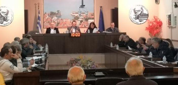 Συνεδριάζει στην αίθουσα της Αιτωλικής το δημοτικό συμβούλιο Ναυπακτίας