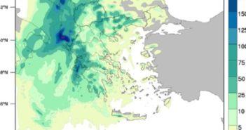 Ισχυρή επιδείνωση του καιρού στη Δυτική Ελλάδα