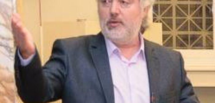 Γιώργος Δ. Καραμητσόπουλος: Λίγο ακόμα να σηκωθούμε, λίγο ψηλότερα