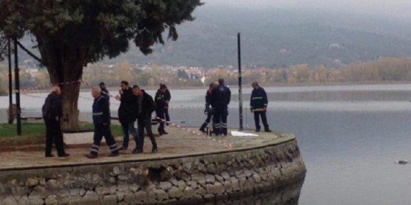 Βουτιά θανάτου για ηλικιωμένο οδηγό στη λίμνη Καστοριάς
