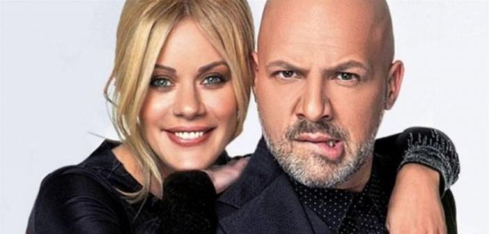 Ζέτα Μακρυπούλια vs Νίκος Μουτσινάς: Δύο φίλοι στην ίδια τηλεοπτική ζώνη