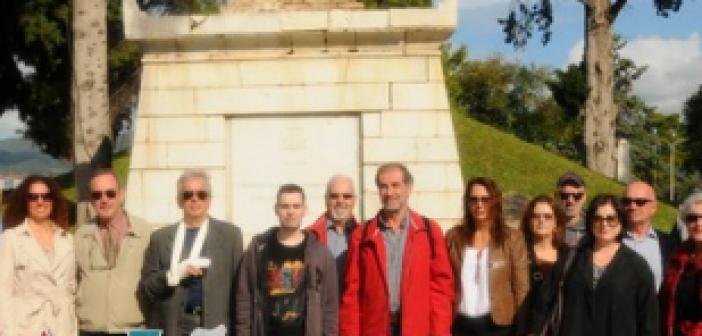 Τιμήθηκε και στο Μεσολόγγι η Επέτειος του Πολυτεχνείου (ΦΩΤΟ)