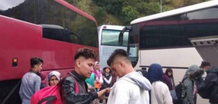 Δυτική Ελλάδα: Έφτασαν οι πρώτοι μετανάστες στην Ιερά Μόνη Κάτω Δίβρης – Έτοιμα τα δωμάτια φιλοξενίας (ΔΕΙΤΕ ΦΩΤΟ)