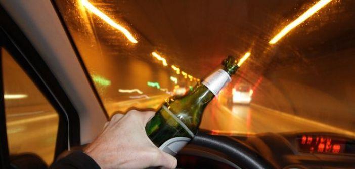 Ναύπακτος: Μεθυσμένος οδηγός ενεπλάκη σε τροχαίο