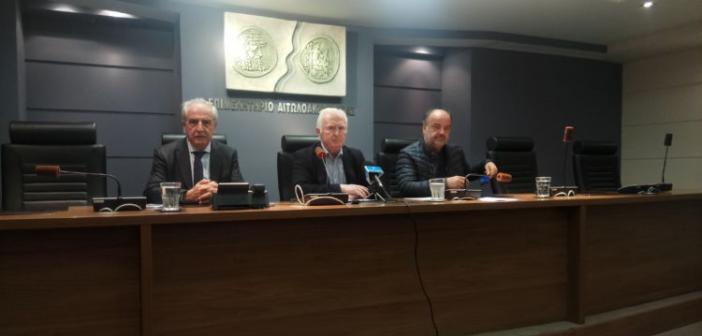 Οι ανακοινώσεις Μοσχολιού για την παραχώρηση των Καπναποθηκών Παπαστράτου στο Δήμο Αγρινίου (ΔΕΙΤΕ VIDEO)