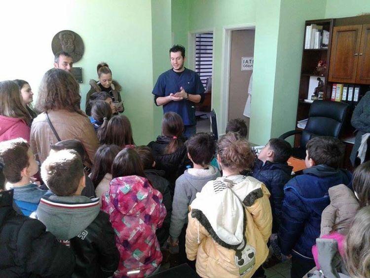 Ξεκίνησαν οι δωρεάν οδοντιατρικοί έλεγχοι παιδιών στο Κοινωνικό Οδοντιατρείο του Δήμου Αγρινίου (ΦΩΤΟ)