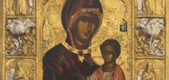 Σήμερα Δευτέρα η εικόνα της Παναγίας Σουμελά στην Πάτρα