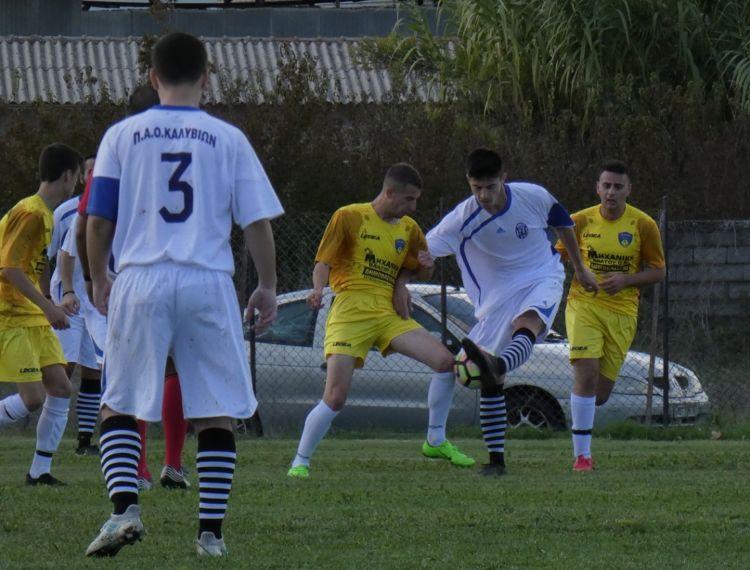 Προχωρά στο πρωτάθλημα ο ΠΑΟΚ Καλυβίων