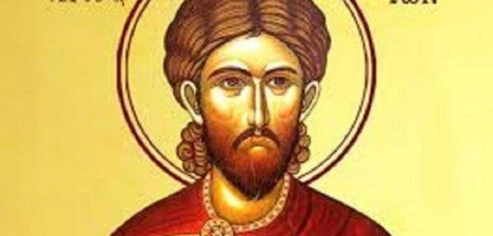 Στις 18 Νοεμβρίου τιμάται ο Άγιος Πλάτωνας