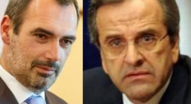 Κατσανιώτης υπέρ Σαμαρά για Πρόεδρο της Δημοκρατίας