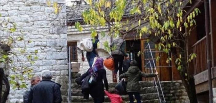 Δυτική Ελλάδα – Ι.Μ. Πορετσού: Μόνο με γυναικόπαιδα από Συρία θα λειτουργήσει η δομή φιλοξενίας