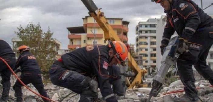 Σεισμός Αλβανία: Στους 50 ο αριθμός των νεκρών – Τουλάχιστον 10.000 άστεγοι
