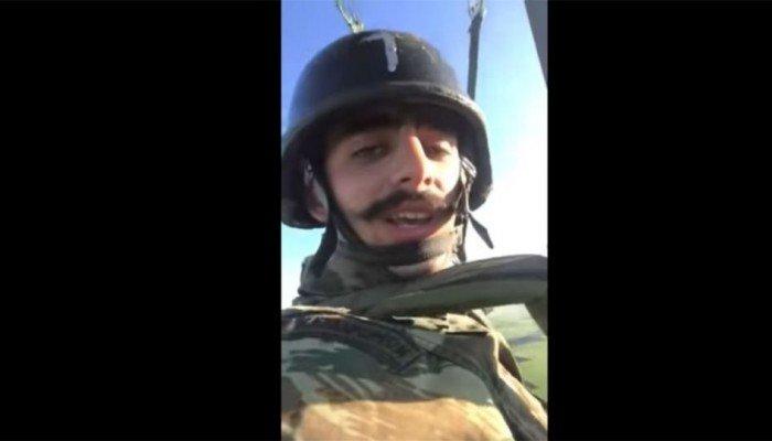 """Αθώος o Σφακιανός καταδρομέας που τραγούδησε το """"Μακεδονία ξακουστή"""" (ΔΕΙΤΕ ΦΩΤΟ)"""