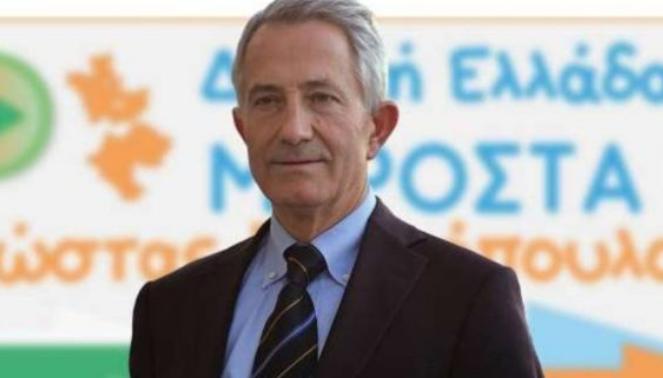 Διαψεύδει ο Κ. Σπηλιόπουλος τα περί υποψηφιότητας στο Αίγιο