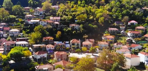 Οι ομορφιές του Στενώματος Ευρυτανίας (VIDEO)