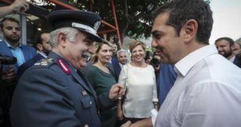 Δυτική Ελλάδα: Ο πρώην Αρχηγός της ΕΛ.ΑΣ. στην Κεντρική Επιτροπή Ανασυγκρότησης του ΣΥΡΙΖΑ