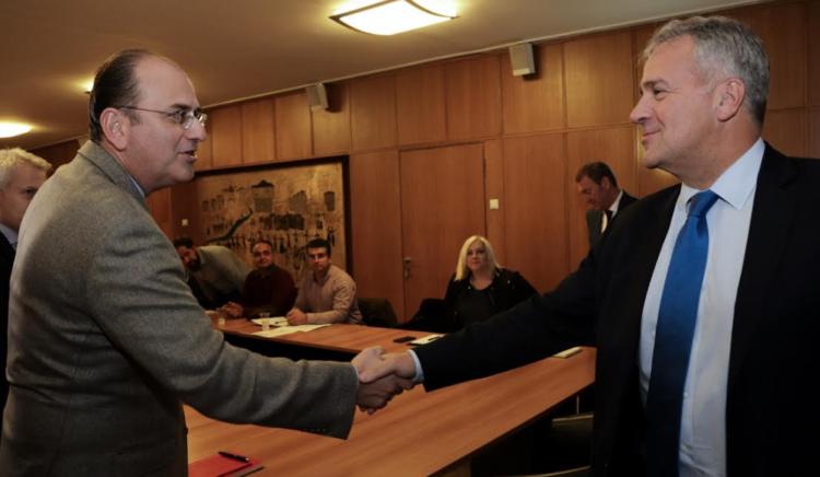 Μ. Βορίδης: Εργαζόμαστε για τη διασφάλιση αξιοπρεπών τιμών στους παραγωγούς και καταπολέμηση των παράνομων ελληνοποιήσεων