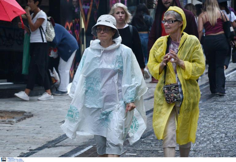 Καιρός σήμερα: Ο… ορισμός του November rain!
