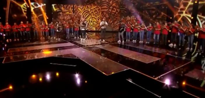 Η Φιλαρμονική Ορχήστρα του Δήμου Αγρινίου στο X-Factor! (VIDEO + ΦΩΤΟ)