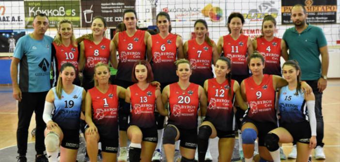 Νίκη στο πρώτο εντός έδρας παιχνίδι για τα κορίτσια του Χαρίλαου Τρικούπη!
