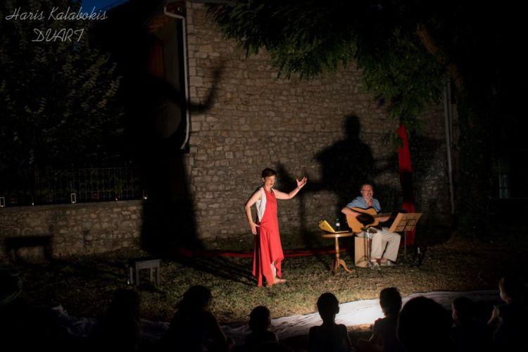 Αγρίνιο: Την Κυριακή 22 Δεκεμβρίου η παράσταση αφήγησης «Καλικαντζαρό… σκανταλιές» στο Μικρό Θέατρο