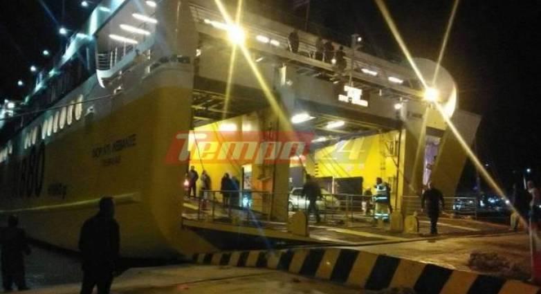 Δυτική Ελλάδα: Λιμενικός ο σωτήρας γυναίκας οδηγού στην Κυλλήνη – Το αυτοκίνητο της βούτηξε στη θάλασσα