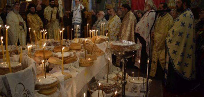 Πανηγύρισε ο Ιερός Ναός Αγίας Βαρβάρας Αγρινίου (ΦΩΤΟ + VIDEO)