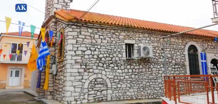 O Άγιος Νικόλαος Αιτωλικού (VIDEO)