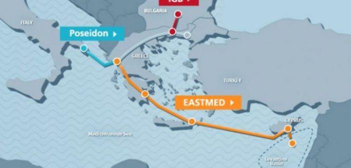 Τι είναι o αγωγός EastMed που θα περάσει από την Αιτωλοακαρνανία και θα υπογράψουν Ελλάδα, Ισραήλ και Κύπρος στις 2 Ιανουαρίου – Τα οφέλη