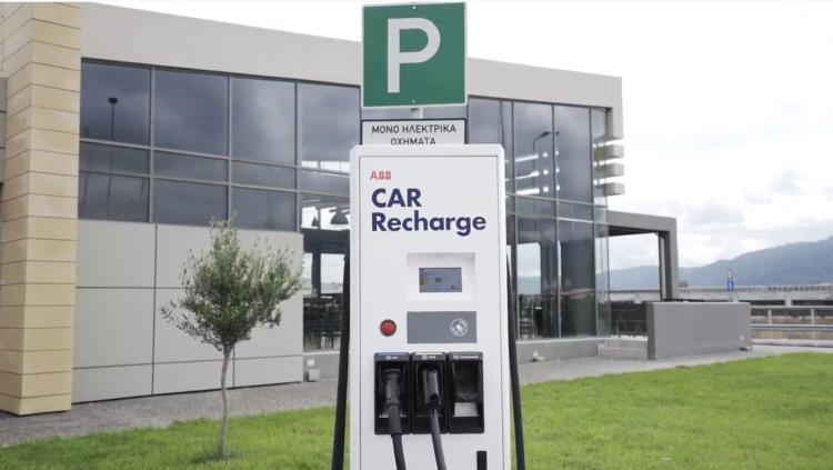 Ιόνια Οδός: Η ηλεκτροκίνηση βρήκε τον αυτοκινητόδρομό της! (VIDEO)