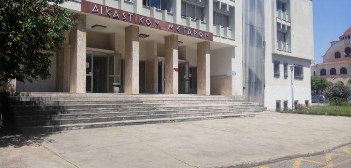 Τέσσερις συλλήψεις για επεισόδιο στο Δικαστικό Μέγαρο Αγρινίου