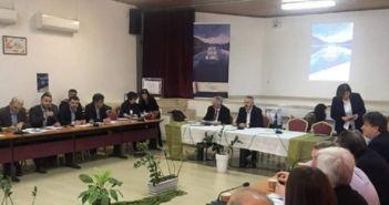 Στο Λιδωρίκι η πρώτη Γενική Συνέλευση του Δικτύου Πόλεων με Λίμνες