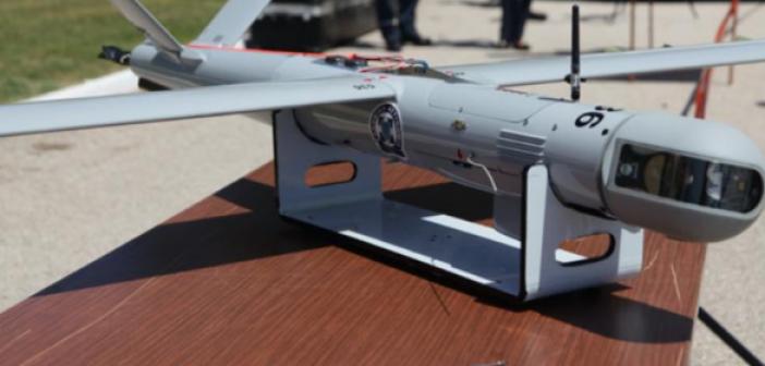 Έπεσε drone της ΕΛ.ΑΣ. στα Εξάρχεια