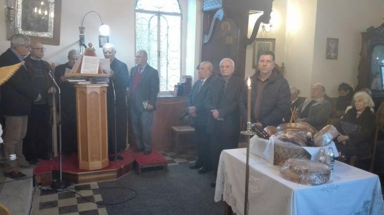Τιμήθηκε η Αγία Άννα, από τους Ναυπάκτιους της Πάτρας (ΦΩΤΟ)