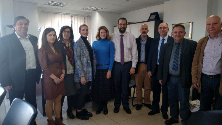 Ορκίστηκαν τα μέλη του νέου Δ.Σ. του Ιδρύματος Στήριξης Ογκολογικών Ασθενών «Η Ελπίδα» (ΔΕΙΤΕ ΦΩΤΟ)