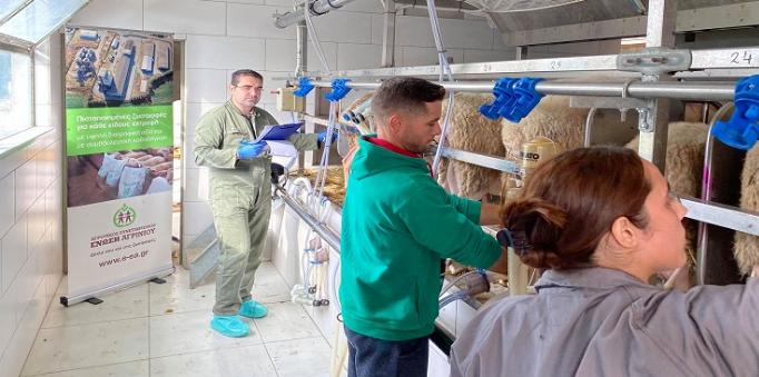 Ένωση Αγρινίου: Η κτηνοτροφία …μπορεί να έχει μέλλον (HXHTIKO)