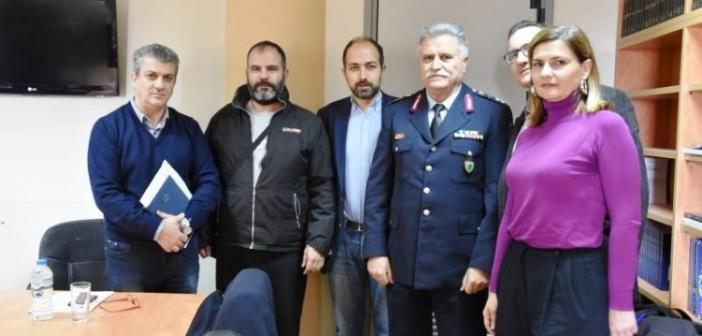 Νέα πρωτοβουλία της Ένωσης Αστυνομικών Υπαλλήλων Ακαρνανίας για την ενίσχυση του Α.Τ. Ακτίου – Βόνιτσας (ΦΩΤΟ)