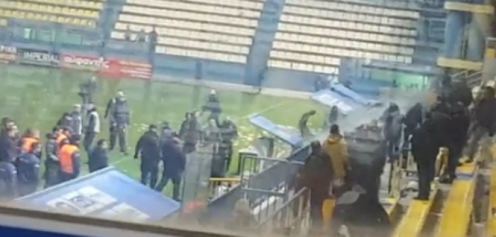 H έκθεση της Αστυνομικής Διεύθυνσης Ακαρνανίας για τα επεισόδια στο Παναιτωλικός – Ολυμπιακός