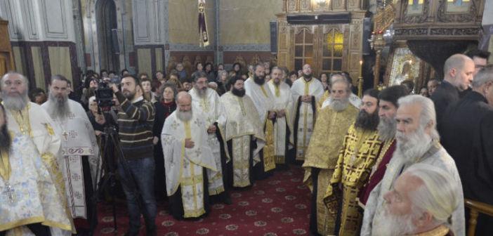 Η εορτή του Αγίου Σπυρίδωνος  στην Ιερά Μητρόπολη Αιτωλίας και Ακαρνανίας (ΦΩΤΟ)