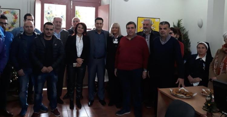 Παγκόσμια Ημέρα Εθελοντισμού: Ο Δήμαρχος Αγρινίου τίμησε την Ανθούλα Μακρή (ΔΕΙΤΕ ΦΩΤΟ)