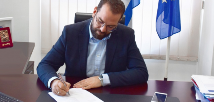 Αιτωλοακαρνανία: Παρεμβάσεις σε ΤΟΕΒ με απόφαση του Περιφερειάρχη, Νεκτάριου Φαρμάκη